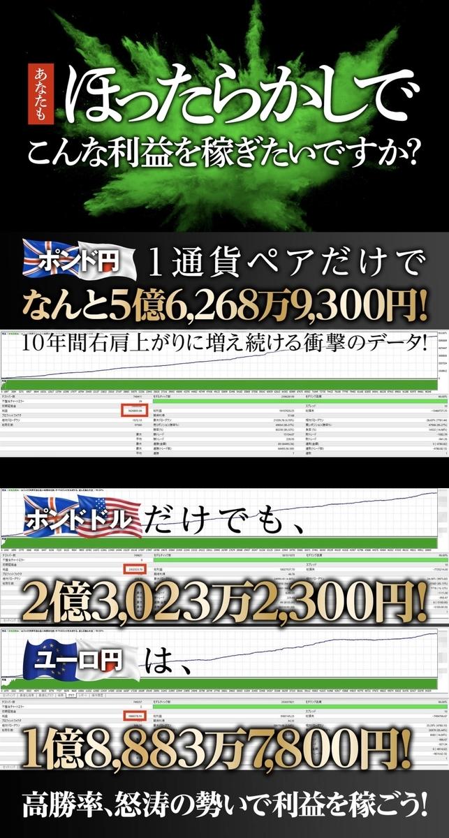 【FX自動売買】奥谷隆一さんが提供するモンスターEAは詐欺?月利は幾ら?