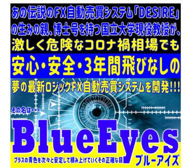 BlueEyes(ブルーアイズ)は怪しい詐欺商材で稼げない?評判まとめ